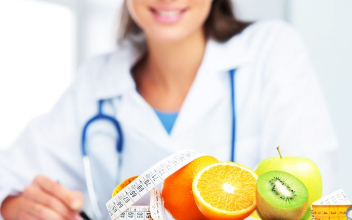 A Career As A Nutritionist