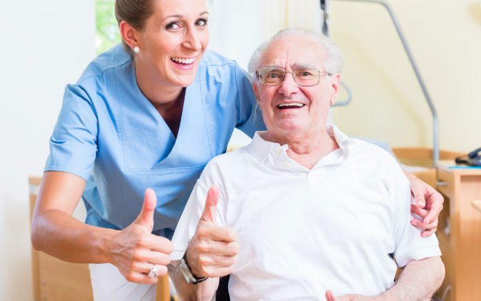 Career as a Personal Care Aide