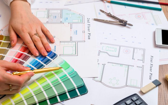 A Career as an Interior Designer