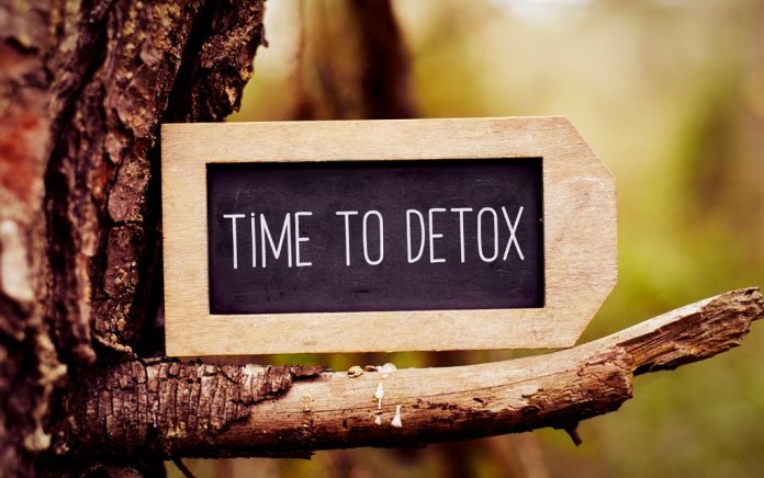 4 Things You Need to Detox From Your Life ASAP